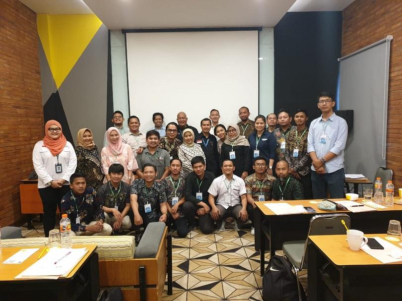 Uji Kompetensi MICE Fasilitasi Dinas Pariwisata & Ekonomi Kreatif Prov. DKI Jakarta Tanggal 27 Februari 2020
