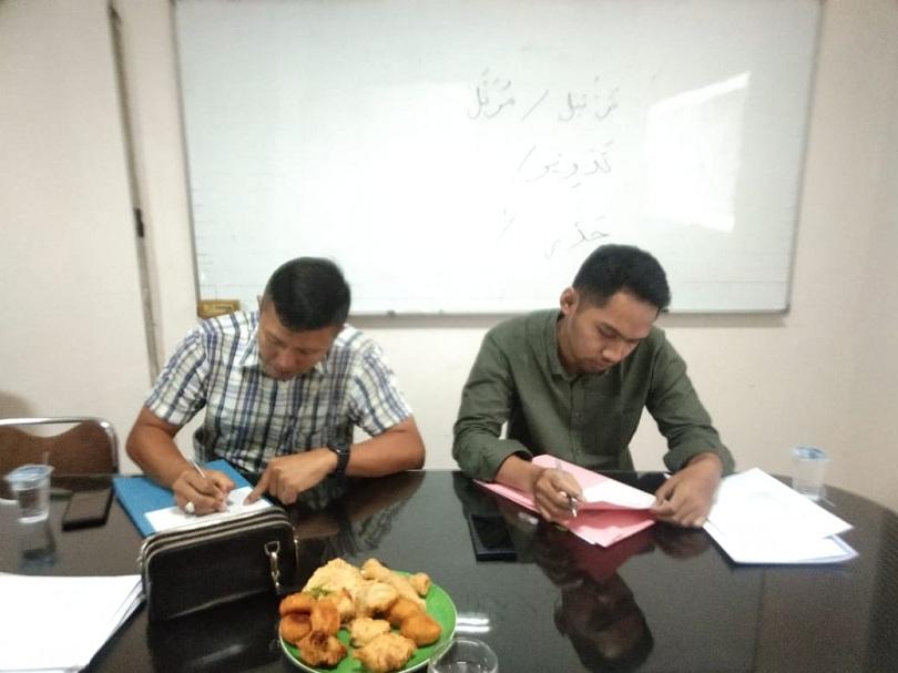 Uji Kompetensi MICE Mandiri Tanggal 12 Maret 2020