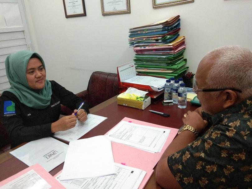 Uji Kompetensi MICE Mandiri Tanggal 26 April 2019
