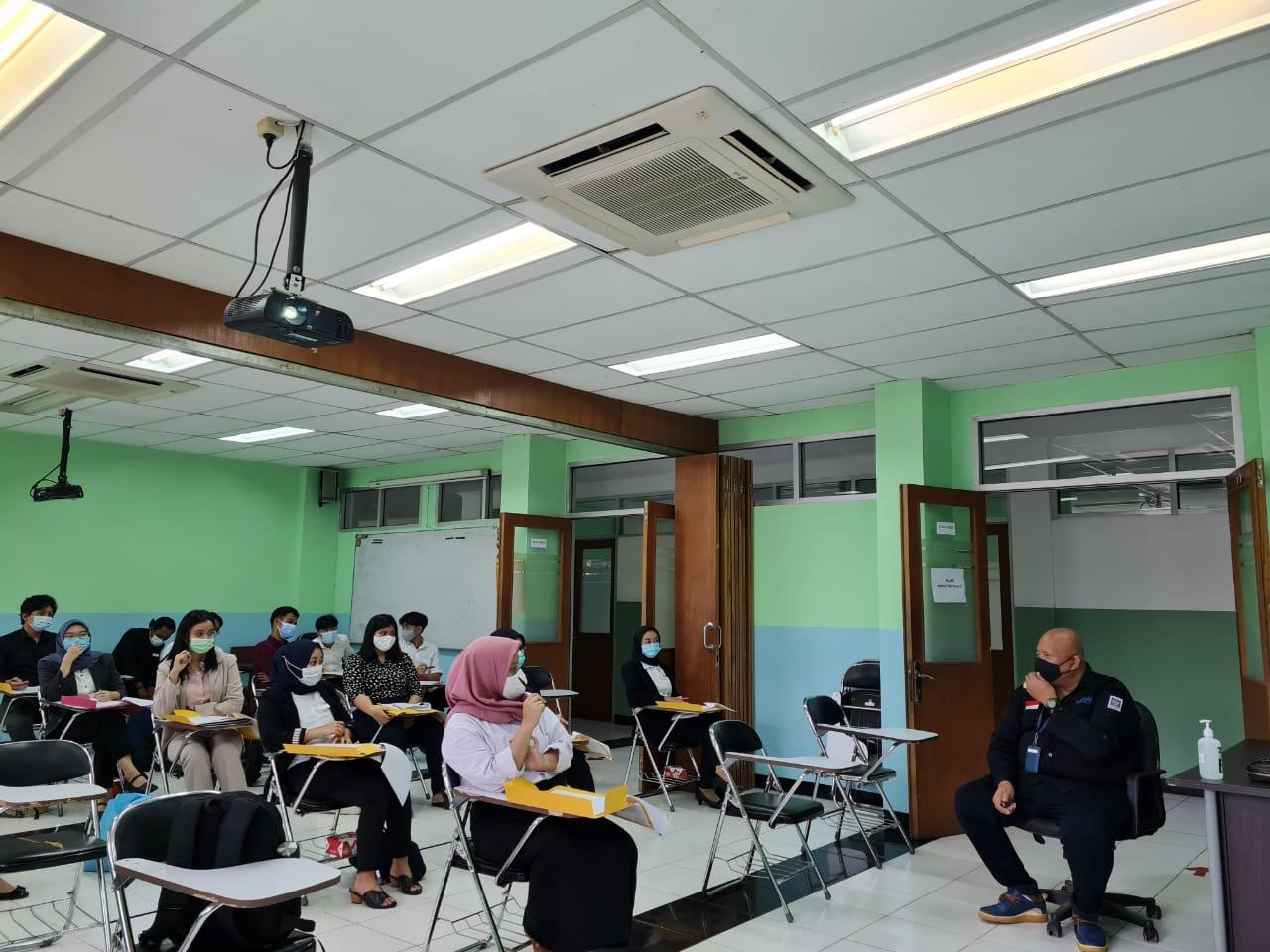 Uji Kompetensi MICE Tanggal 27 November 2020