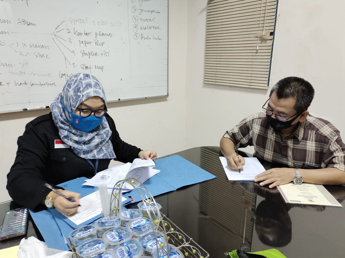 Uji Kompetensi MICE Mandiri Tanggal 26 November 2020